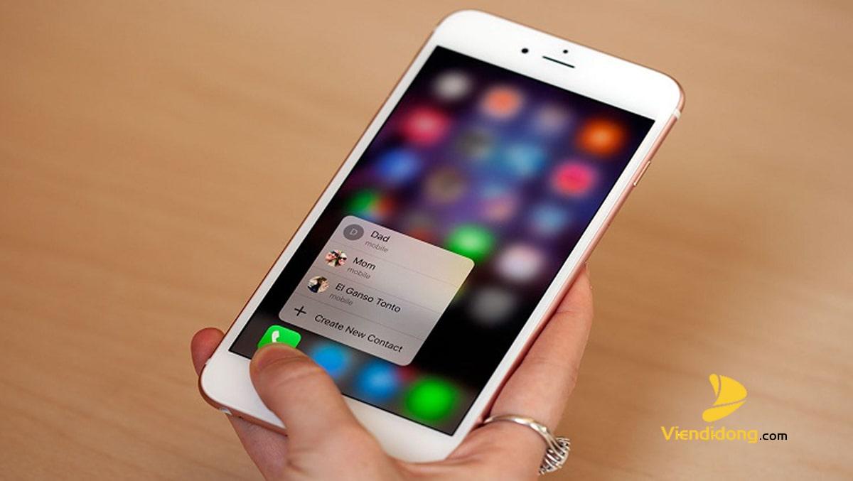 Iphone bị đơ màn hình không tắt nguồn được