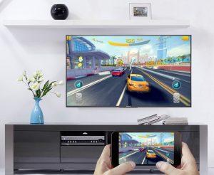 cách kết nối điện thoại với tivi sony