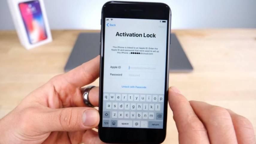 Nguyên nhân nào khiến iPhone bị dính iCloud