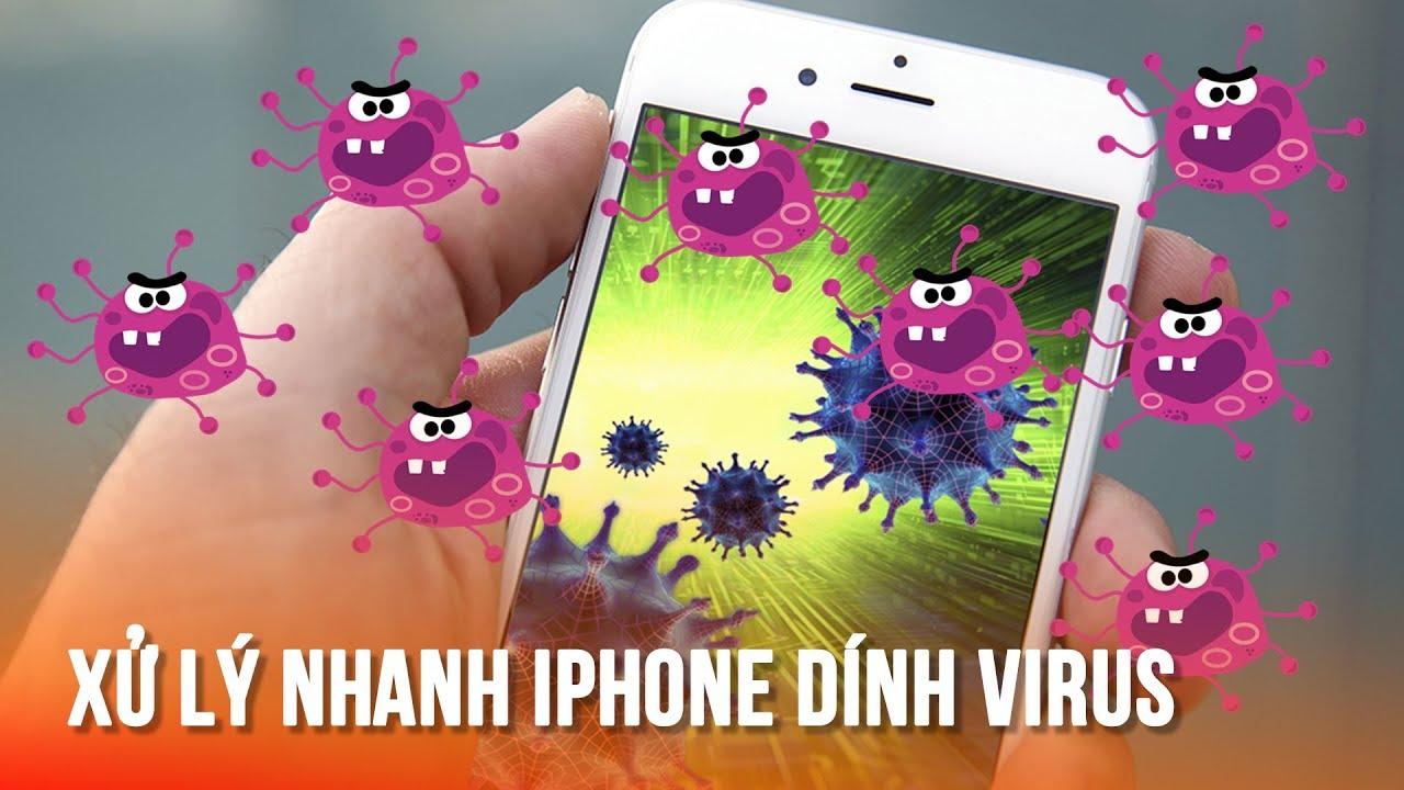 Lời khuyên tránh điện thoại nhiễm virut