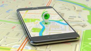 Định vị điện thoại trên iPhone